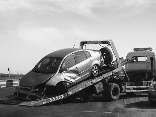 Collision Towing Service